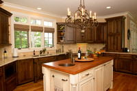 Beautiful kitchens sell homes!