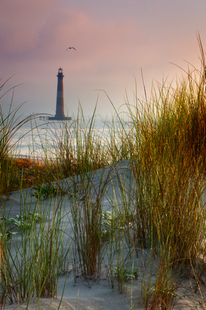 Early Morning at Morris Lighthouse